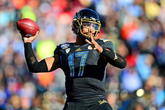 UCLA Football: 4 Best Moments of 2013