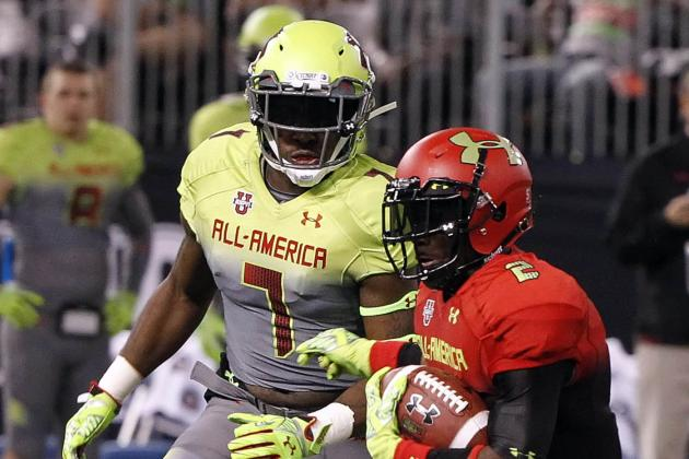 Winners and Losers of the 2014 Under Armour All-America Game