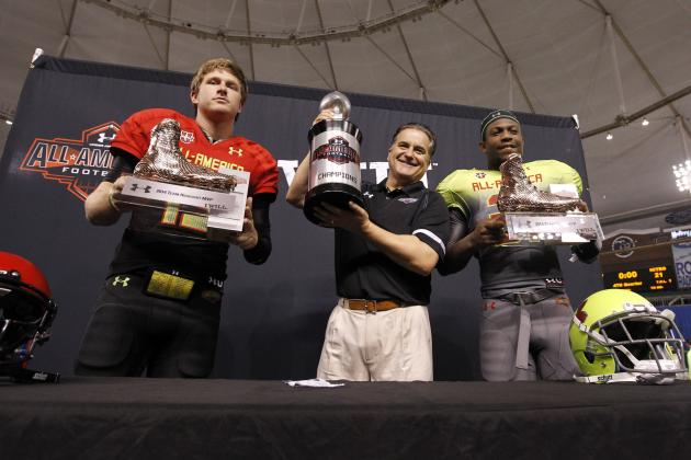 Under Armour All-America Game 2014: Top 7 Outstanding Performers