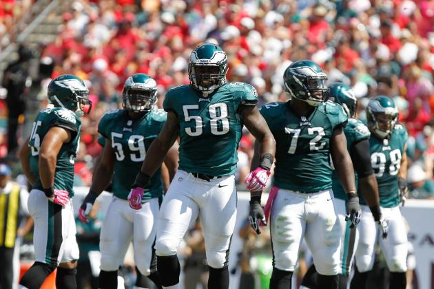 Philadelphia Eagles: Handing out Regular Season Grades for Key Defensive Players
