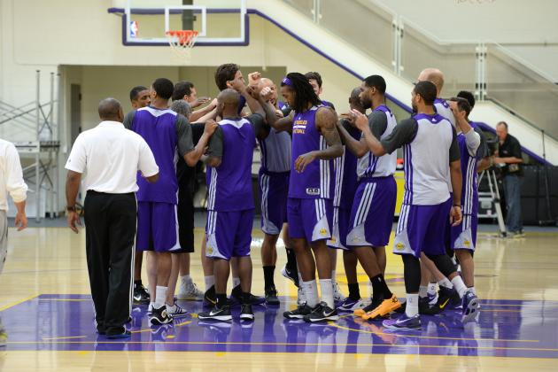 Ranking the Los Angeles Lakers' 10 Biggest Storylines in Season's Early Going