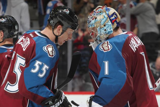 5 Biggest Areas for Improvement in 2nd Half of 2013-14 Colorado Avalanche Season
