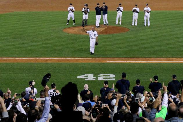 New York Yankees' Most Memorable Moments from 2013