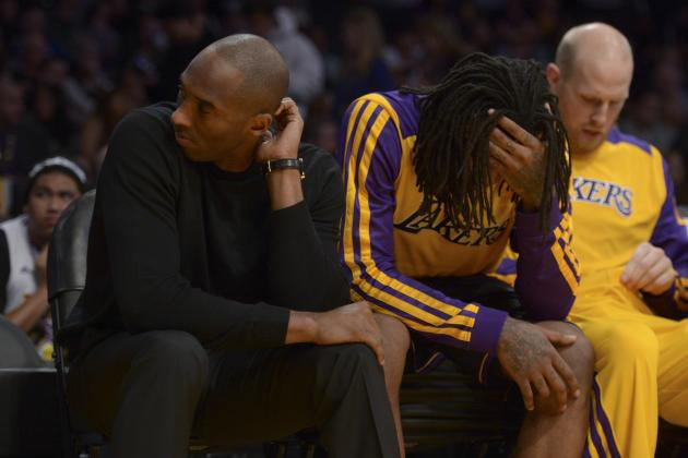 5 Biggest Disappointments for Los Angeles Lakers so Far