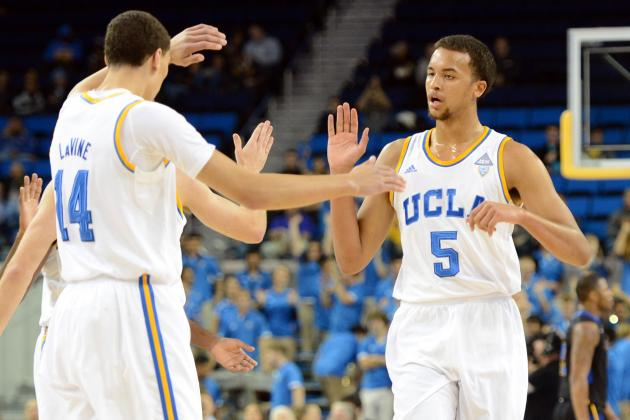 UCLA Basketball: The 5 Most Impressive Bruins in 2013-14 so Far