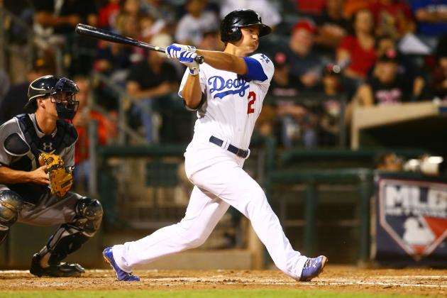 Los Angeles Dodgers' Top 10 Prospects for 2014