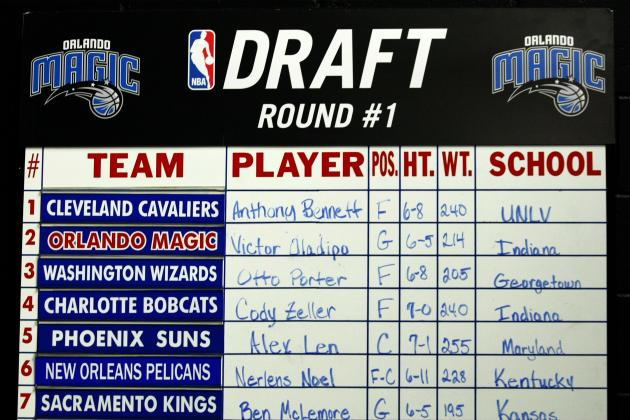 NBA Draft Lottery: 7 Alternatives to Consider
