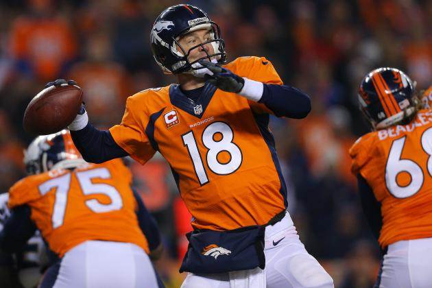 5 Reasons the Denver Broncos Will Play in the Super Bowl