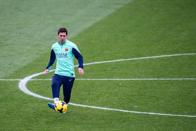 What Lionel Messi's Return Means for Barcelona