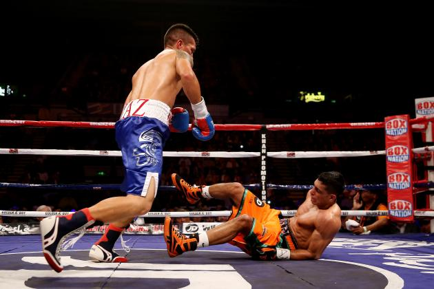 Boxers Who Will Get Opportunities They Don't Deserve in 2014