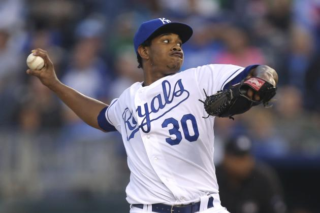 Kansas City Royals' Top 10 Prospects for 2014