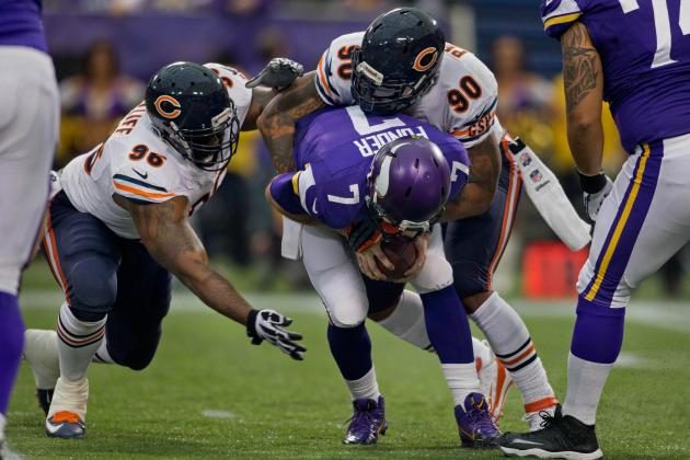 10 Chicago Bears Who Will Be on the Roster Bubble in 2014