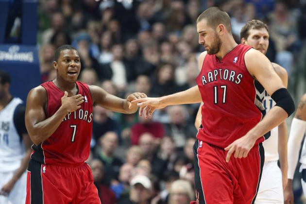 Final First-Half Player Power Rankings for Toronto Raptors