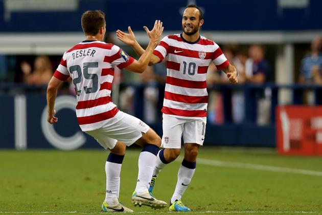 Breaking Down the USMNT's Roster for the January Camp