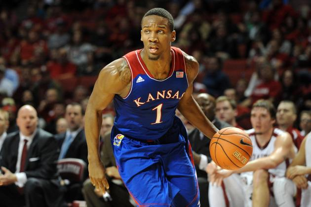 Kansas Basketball: Each Jayhawks Starter's Most Impressive Stat