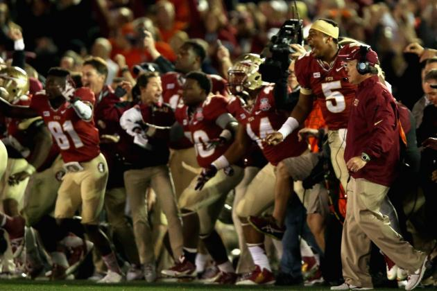 Power Ranking All 126 Teams After the 2014 BCS National Championship