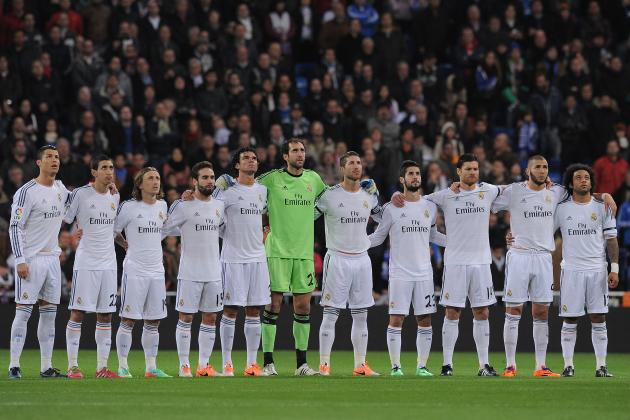 6 Bold Predictions for Real Madrid in 2014