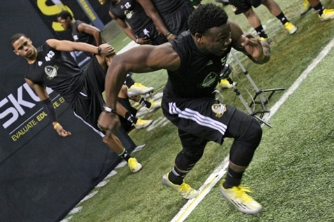Army All-American Bowl 2014: Top Combine Stars and Fastest 40 Times