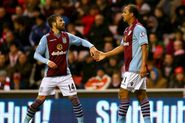 A Premier League Half-Term Report on Aston Villa