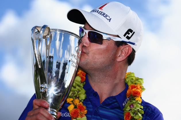 Hyundai Tournament of Champions 2014: Daily Leaderboard Recap and Highlights