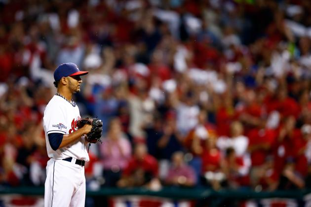 Projecting the Cleveland Indians' 5-Man Rotation for 2014