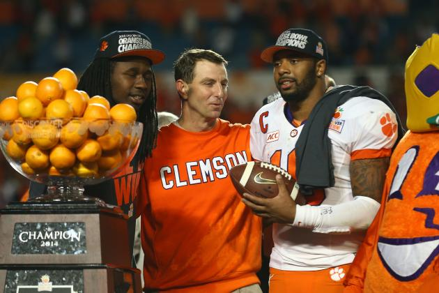 Orange Bowl 2014: 10 Things We Learned from Clemson vs. Ohio State