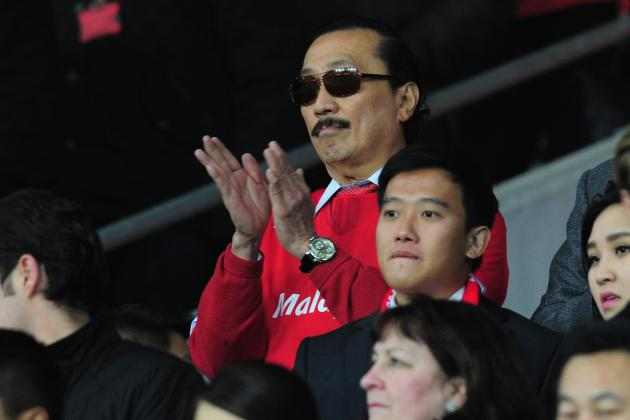 WF Quotes of the Week: Vincent Tan's Lucky Numbers, Stockport's Smelly Fans