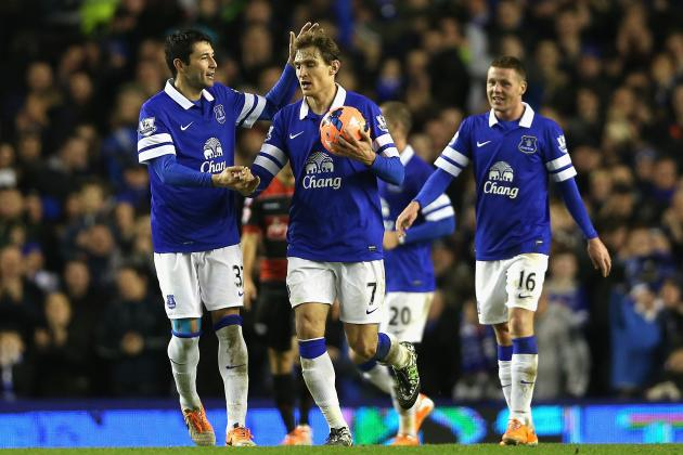 Everton vs. Queens Park Rangers: 6 Things We Learned