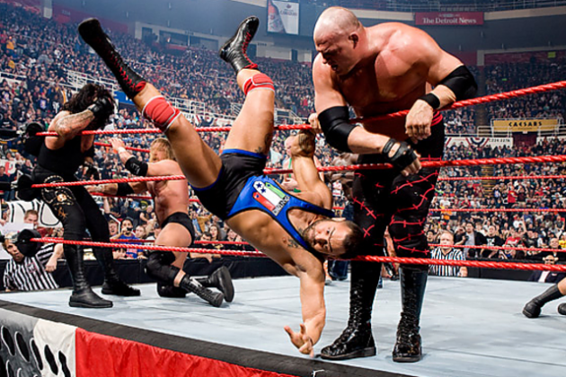 20 Quickest Royal Rumble Eliminations in History