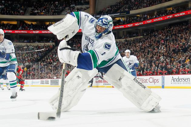 Who Should Team Canada's Goalies Be for 2014 Olympics?