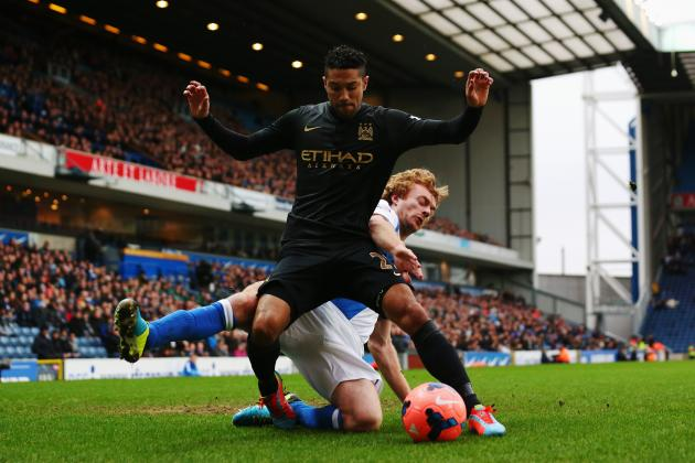 Blackburn Rovers vs. Manchester City: 6 Things We Learned