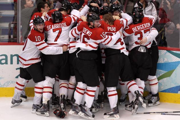 Complete Prediction for Team Canada's 2014 Winter Olympic Hockey Roster