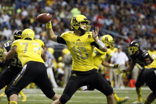 Grading the Top 10 Recruits from the 2014 US Army All-American Bowl