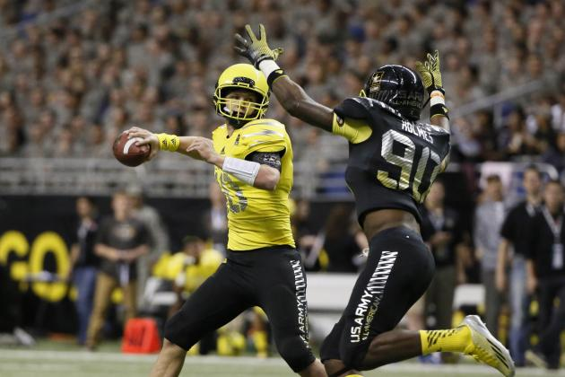 Winners and Losers of the 2014 U.S. Army All-American Bowl