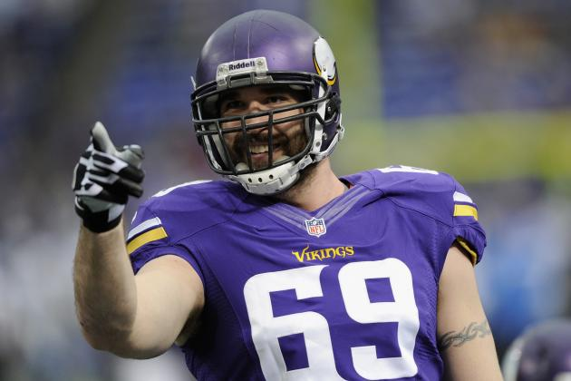 7 Big Moves the Minnesota Vikings Could Make in 2014 Free Agency