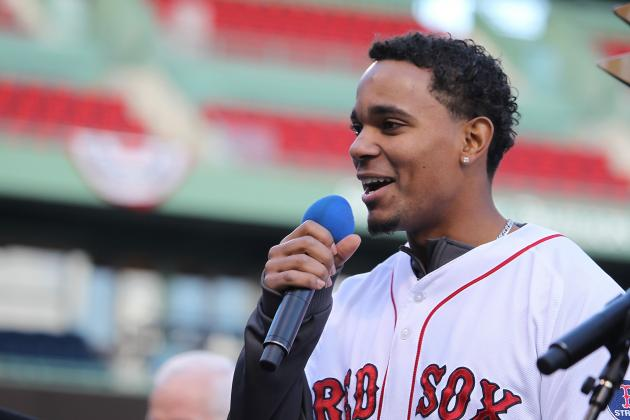 Boston Red Sox's Top 10 Prospects for 2014