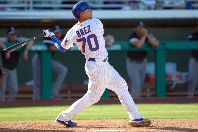 Chicago Cubs' Top 10 Prospects for 2014