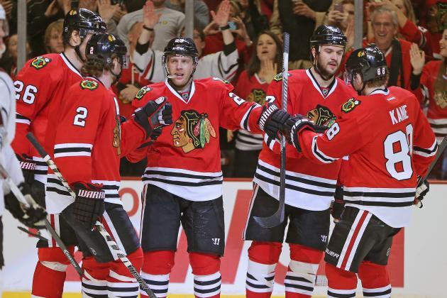 NHL Power Rankings: B/R Experts' Week 15 Poll