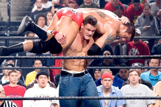 WWE Royal Rumble 2014: Ranking John Cena's Best Performances at PPV