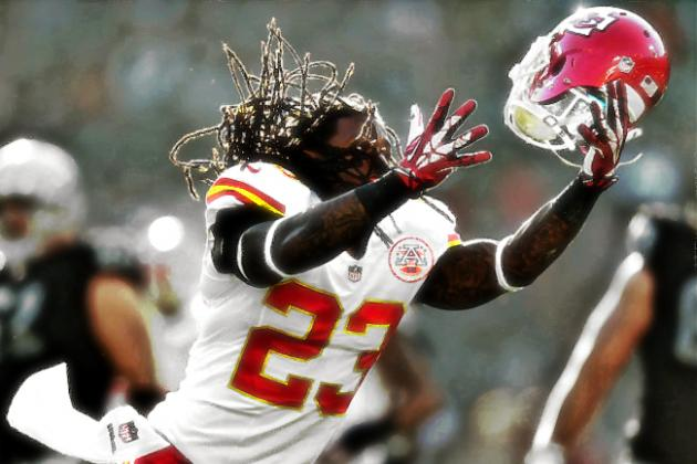 11 Kansas City Chiefs Who Will Be on the Roster Bubble in 2014
