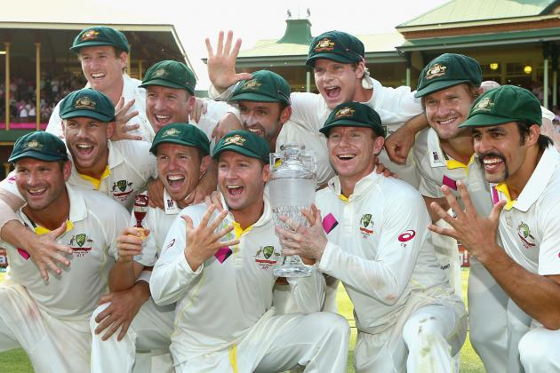 Ashes 2013/14: Player Ratings for Australia After 5th Test in Sydney