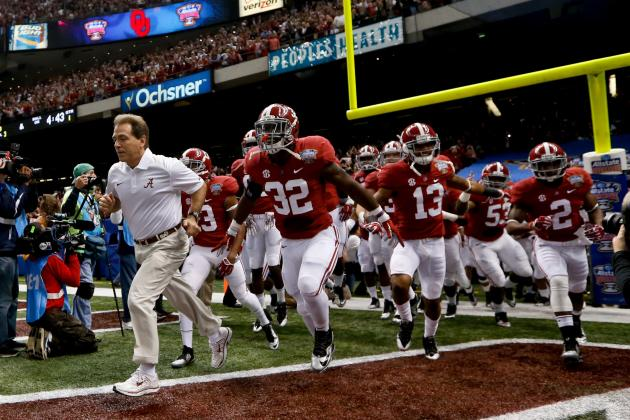 Alabama Football: 5 Biggest Concerns Heading into the Offseason