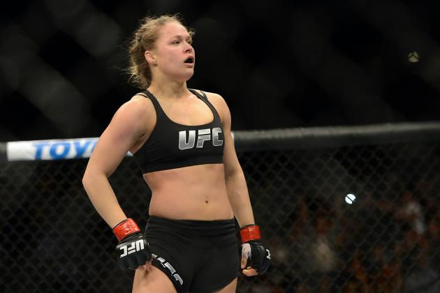 Ronda Rousey vs. Sara McMann: An Early Head-to-Toe Breakdown