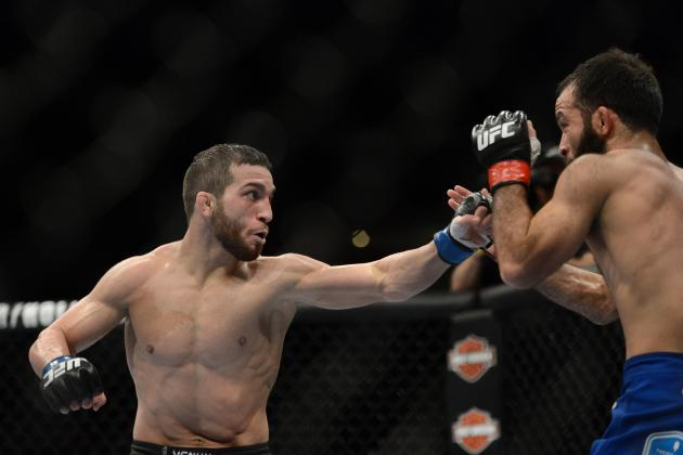 UFC Fight Night 35: Preliminary Card Predictions