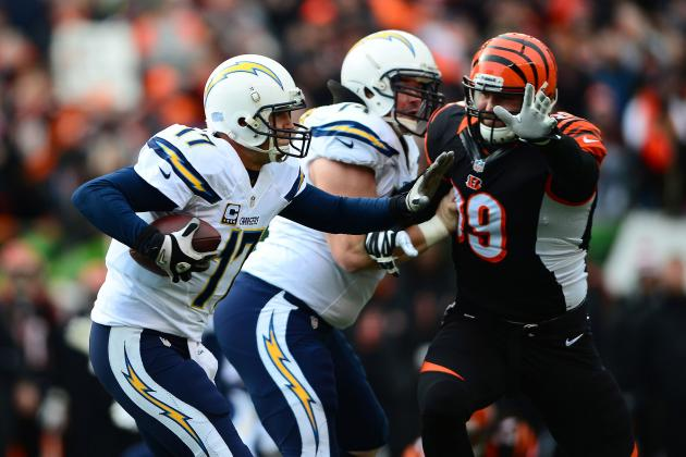 Chargers vs. Bengals: Takeaways from San Diego's 27-10 Win over Cincinnati
