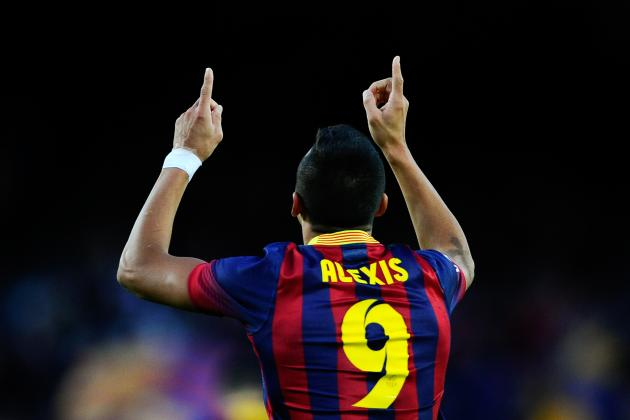 5 Reasons Why Alexis Sanchez Has Hit Red-Hot Form at Barcelona