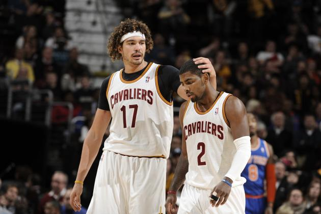 Final First-Half Player Power Rankings for Cleveland Cavaliers