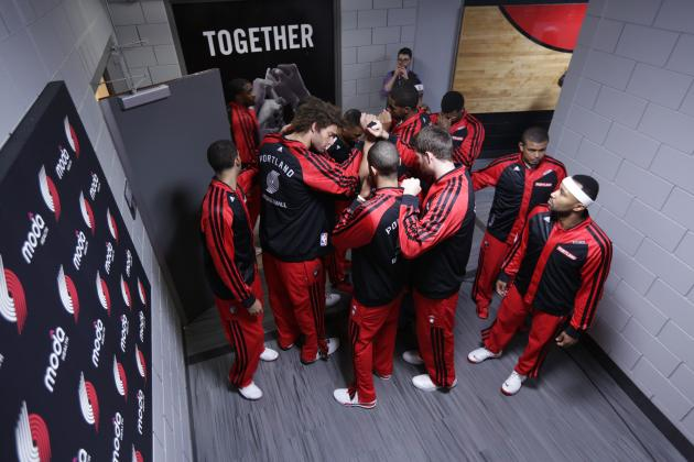 Portland Trail Blazers' First Half Player Power Rankings