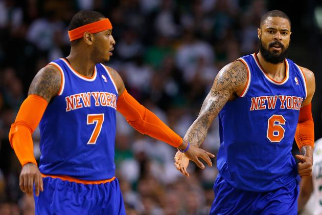 Final First-Half Player Power Rankings for New York Knicks