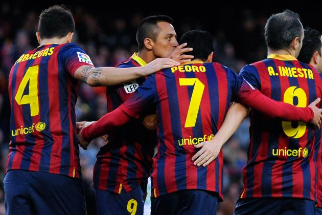6 Bold Predictions for Barcelona in 2014